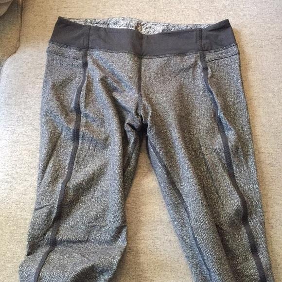 Lululemon herringbone pants size 10